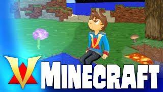 WE FOUND THE UNDERGROUND SECRET!! - Another Minecraft Tale: Season 2 Ep. 6