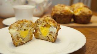 bacon egg cheese muffin recipe