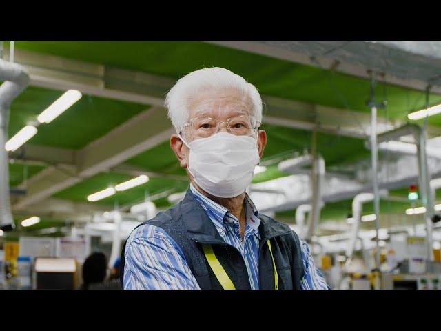 Amazonで働くということ 野中勝(60秒CM)
