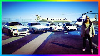 """GTA 5 """"May 2016"""" DLC Could It Be Business Themed With Property Management & Real Estate Purchasing!?"""