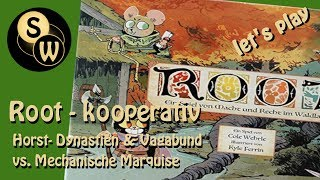 Root, kooperativ (Let's play)