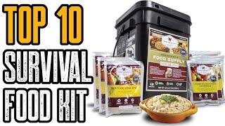 Top 10 Best Survival Food Kits & Emergency Food Supplies