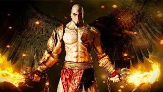 God of War Saga All Death Scenes (Gods, Titans and Mythological Creatures) Includes GOW 4 HD