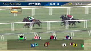 Gulfstream Park Replay Show | March 17, 2019
