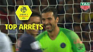 Top arrêts 1ère journée - Ligue 1 Conforama / 2018-19