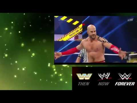 WWE Roadblock New Day Vs Cesaro Sheamus Tag Team Championship Match