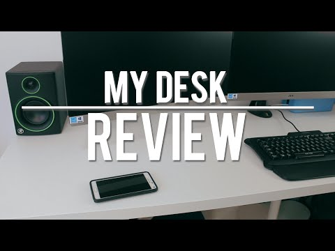 IKEA LINNMON / ALEX Desk | Review