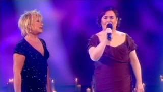 "Susan Boyle duets with Elaine Paige December 2009 - ""I know Him So Well"""