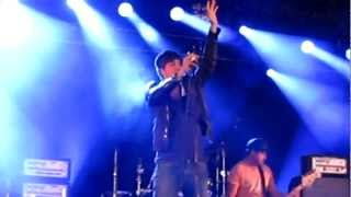Young Guns - Headlights @ Pukkelpop 16.08.12