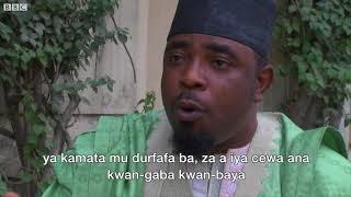 Hirar BBC Hausa da Aminu Sheriff Momoh