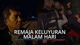 Warga Kota Padang Resah karena Banyak Remaja yang Keluyuran Malam Hari