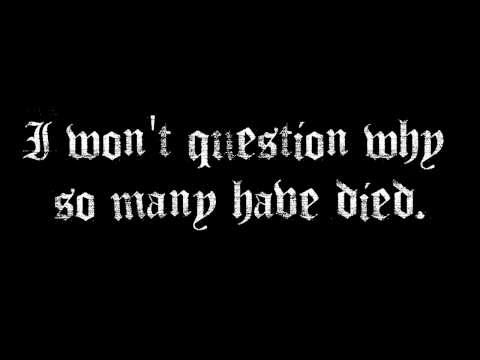 Avenged Sevenfold - Gunslinger Lyrics HD