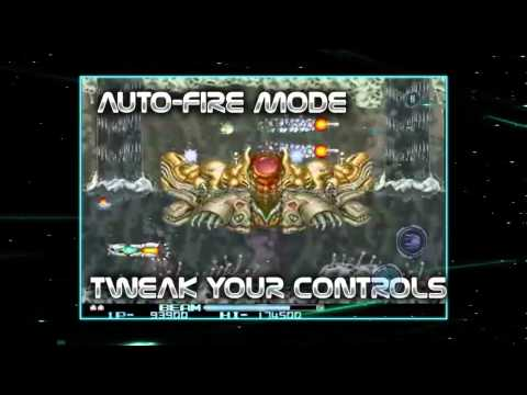 Vídeo do R-TYPE II