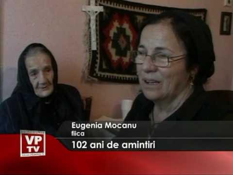 102 ani de amintiri