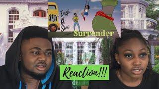 Mr Eazi   Surrender (feat. Simi) [Visualizer] (Reaction W Bestie)