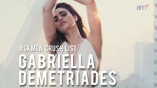 Askmen Crush List | Gabriella Demetriades | Hotties | AskMen India