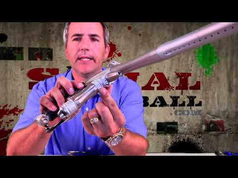 Planet Eclipse Ego 10 Paintball Gun Review and Shooting