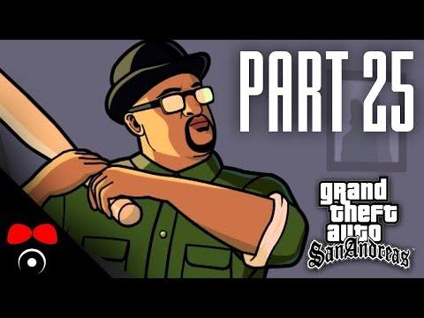 MAD DOGG SKÁČE ZE STŘECHY!   GTA: San Andreas #25