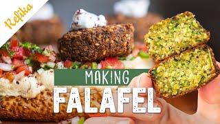Simple Delicious Falafel Recipe That Will Make You Sooo Happy Everytime!