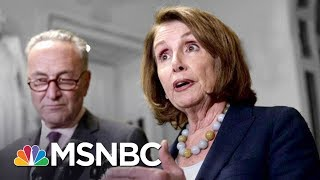 DACA Deal? Donald Trump & Democrats Differ Over Potential Border Wall Funds | The 11th Hour | MSNBC