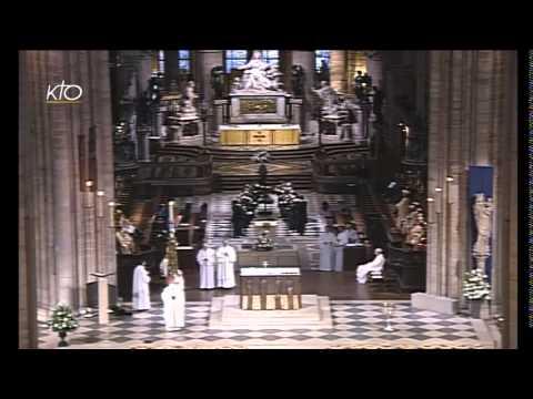 Messe du 10 mai 2015