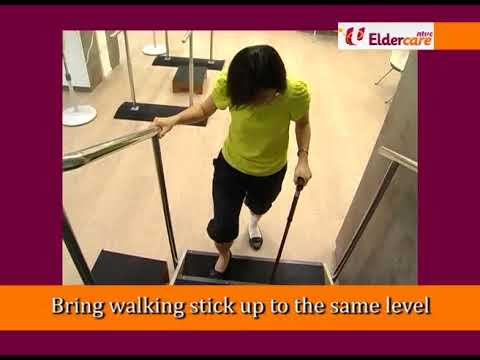 Using Mobility Equipment - Caregiver Training Video by CFS