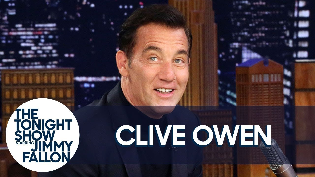 Barack Obama Broke Presidential Phone Rules for a Selfie with Clive Owen thumbnail