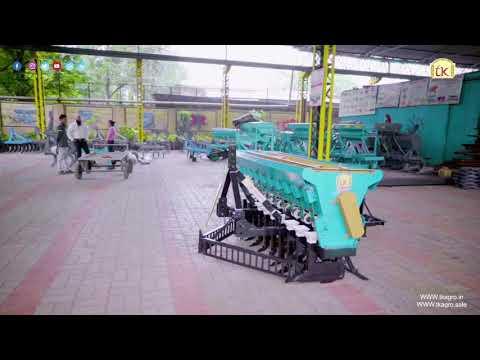 Automatic Garlic Planter