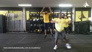 Treinamento Funcional – Professor  Waldir   01