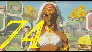 "Tarrey Town | Zelda: Breath of the Wild 100% Walkthrough ""74/127"" (No Commentary)"