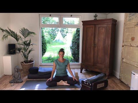 Restorative & Yoga Nidra with Lonneke Lamers