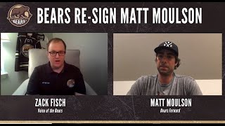 [HER] Virtual chat with Matt Moulson