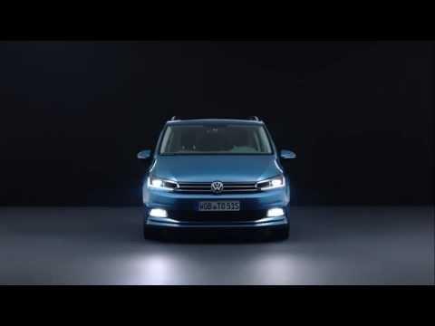 Volkswagen Touran - 2015 Geneva Motor Show