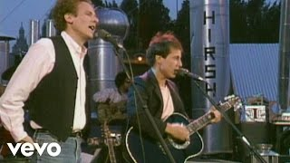 Simon & Garfunkel 'America (from 'The Concert In Central Park')'
