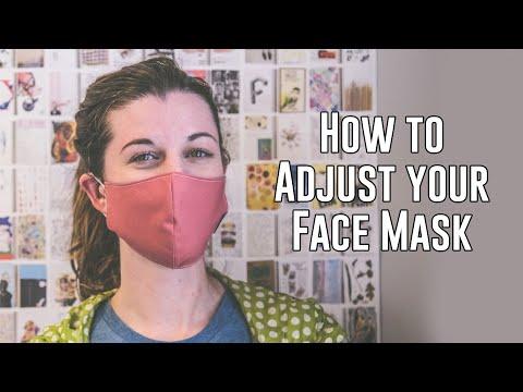 3 Ways to Make Corona Masks Fit Better