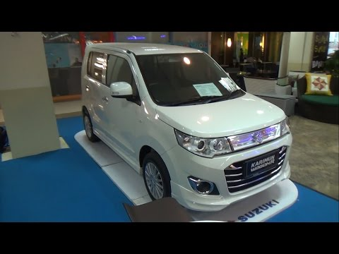 2015 Suzuki Karimun Wagon R GS AGS. Short Take