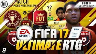 FIFA 17 ULTIMATE ROAD TO GLORY! #9 - CHEAP FUT CHAMPIONS TEAM!!!