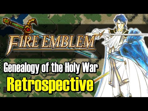 FIRE EMBLEM 4: Genealogy of the Holy War Retrospective & Review | ShaneBrained