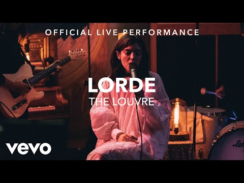 The Louvre Vevo x Lorde