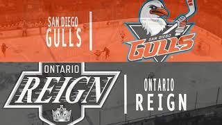 Gulls vs. Reign | Oct. 16, 2021