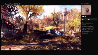 (PS4) Fallout 76 Gameplay : Part 1