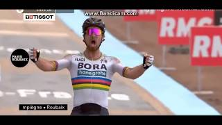 Paris-Roubaix 2018 Last 2km HD Quality