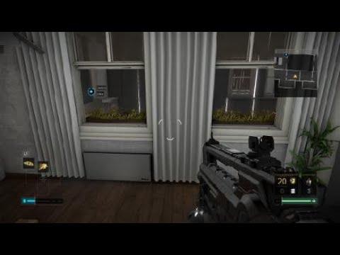 {Deus Ex: Mankind Divided} Jensen si diverte a letto con una guardia a casa d' altri
