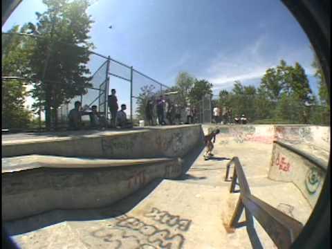 Greenhill Skate Jam Highlights