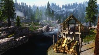 Прохождение Skyrim Association #9. Драконий мост