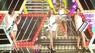 (Comeback Special) 원더걸스(Wonder Girls) - I Feel You @인기가요 Inkigayo 20150809