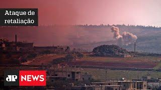 EUA bombardeiam instalações na Síria usadas por milícias aliadas ao Irã
