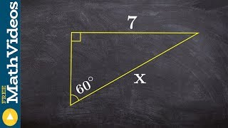 How To Find The Missing Length Of A Triangle Without A Calculator