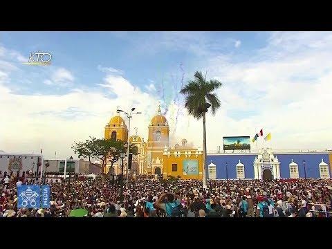 Célébration mariale - Virgen de la Puerta