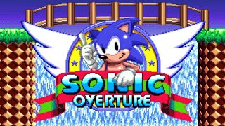 Let's look at: Sonic Overture (Teaser)!